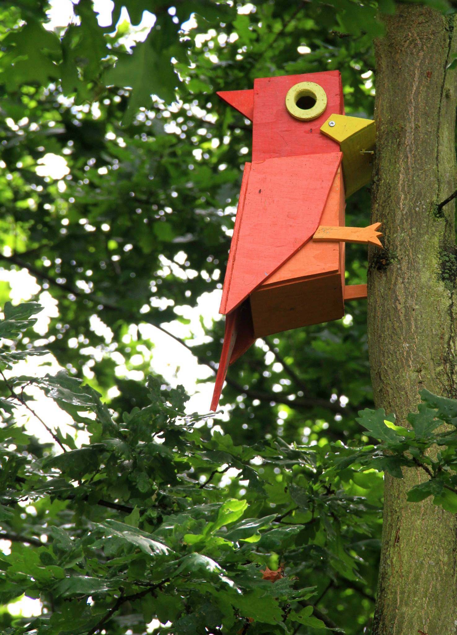 Fantastic Bird Birdhouses Thomas Dambo Download Free Architecture Designs Scobabritishbridgeorg