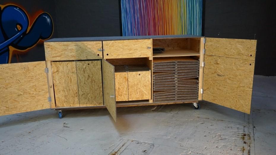 Exhibition Stand Portable : Visit denmark exhibition stand thomas dambo