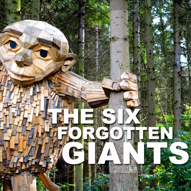 Forgotten Giants Thomas Dambo